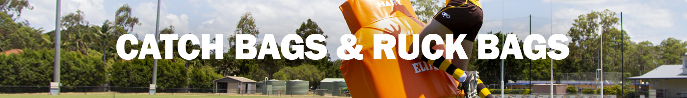 AFL Catch and Ruck Bags